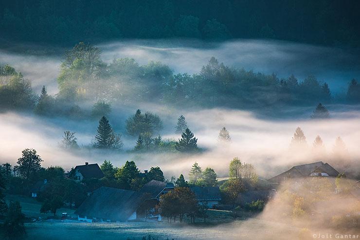 Selo pri Bledu