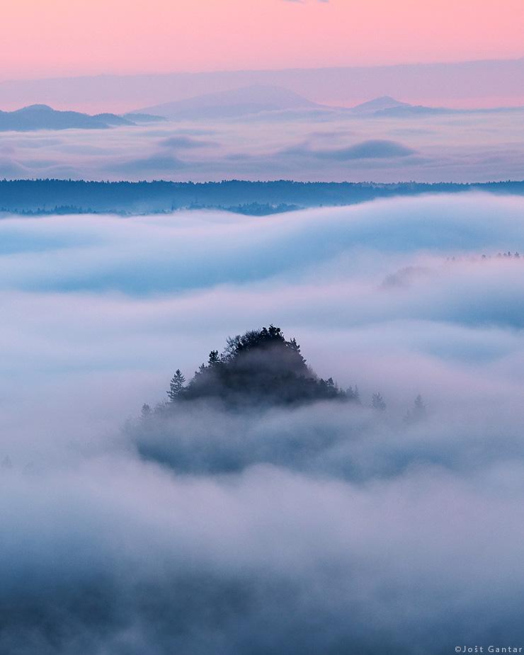 Ribenska gora Bled