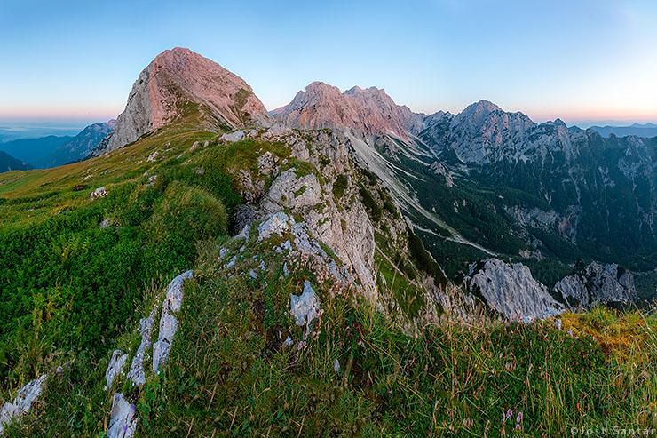 Kamniško-Savinjske Alpe vzhod