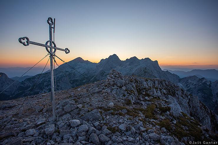 Brana Kamniško-Savinjske Alpe