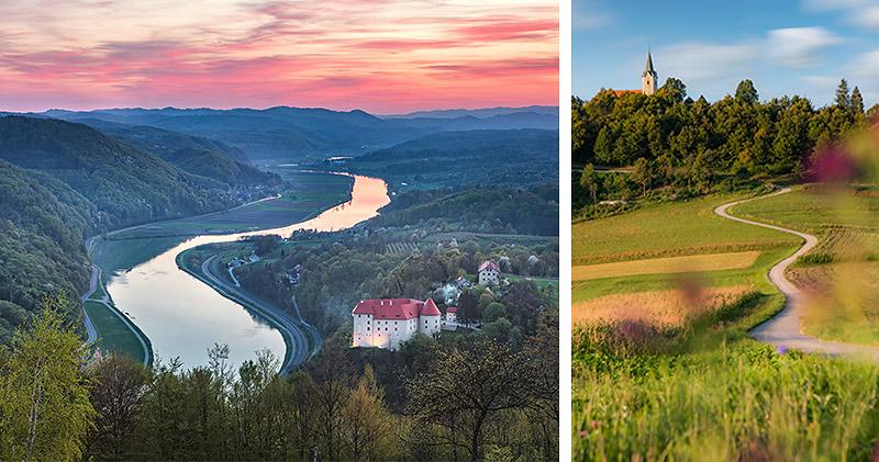 Krško - Top 10 foto lokacij za dobro fotografijo in ideje za izlet